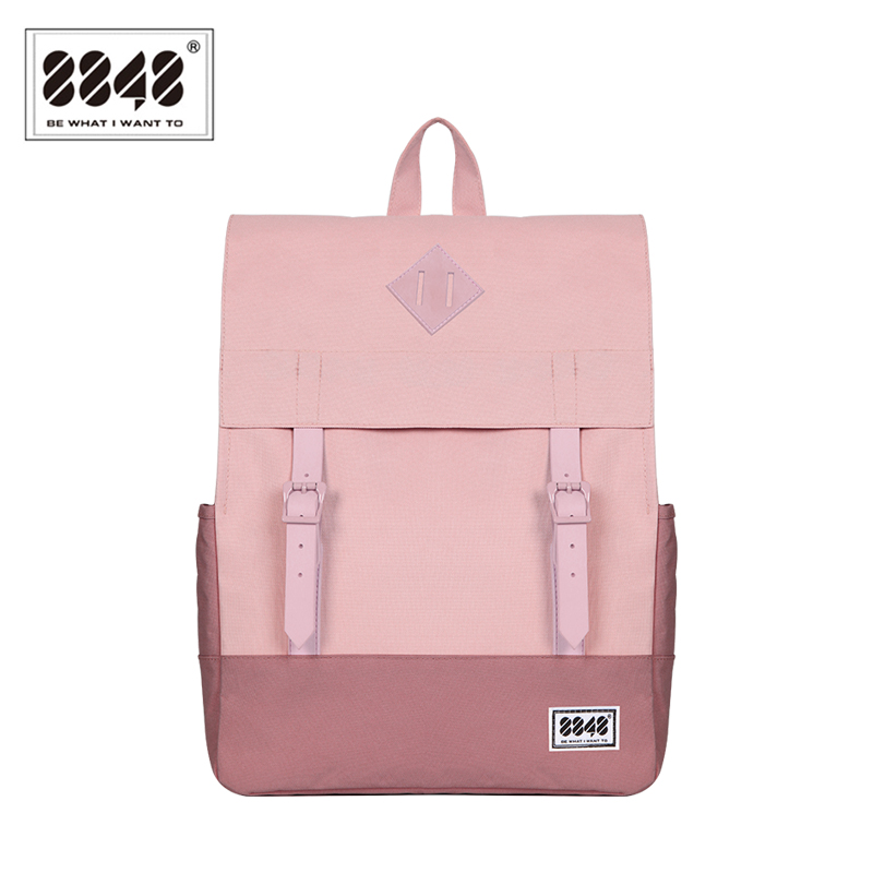 Fashion Women's Backpack Large Capacity Oxford Backpacks for Teenager Female School Shoulder Bag New Bagpack Mochila 173 002 003-in Backpacks from Luggage & Bags