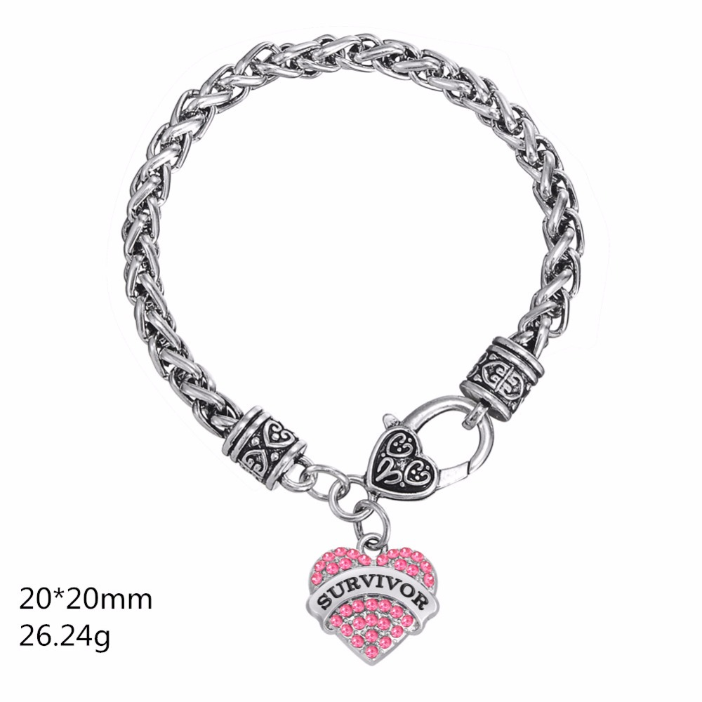 link silver s item bracelet adjustable valentine bracelets women sterling day heart pink in bangle chain pulseras for enamel