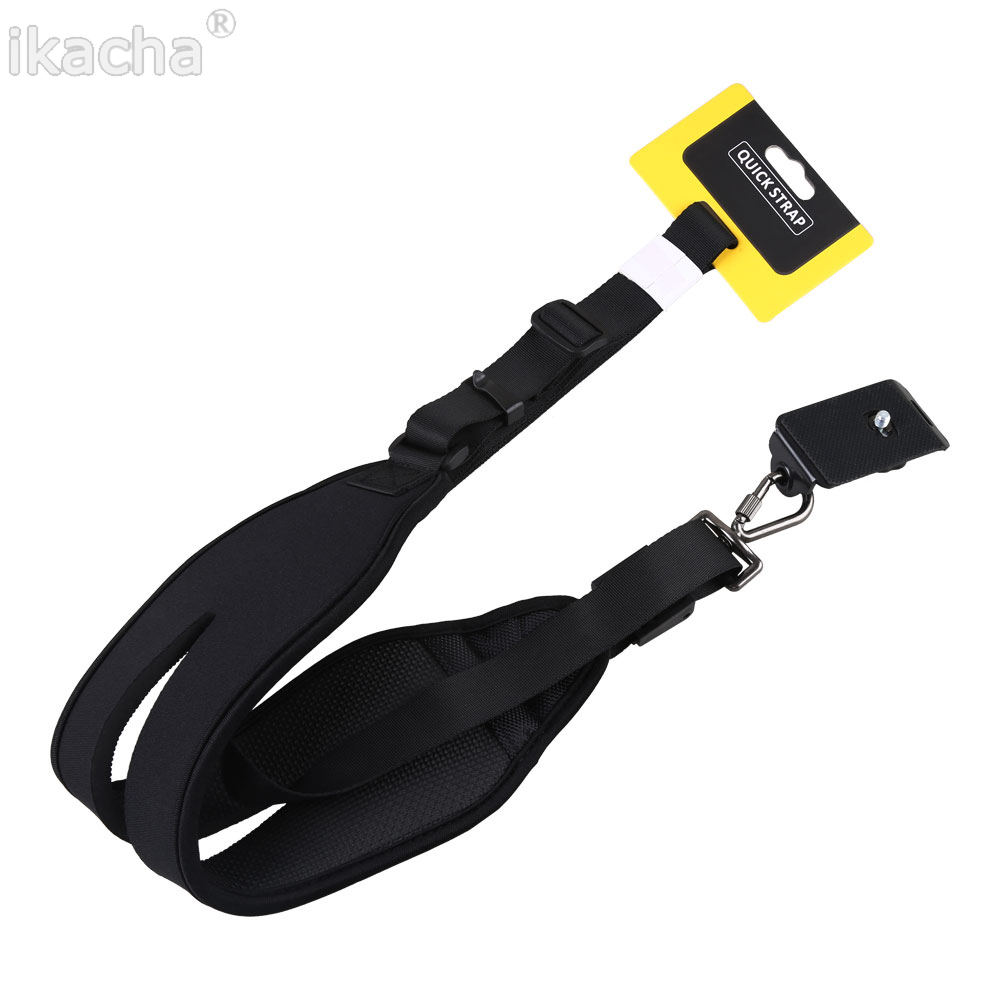 For CADEN Camera Quick Rapid Shoulder Neck Strap Belt For Canon Nikon Sony Olympus