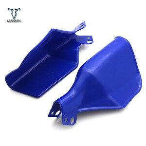 Image 2 - For honda NC700 nc700s nc700x vtx1300 vtx 1300 cbr900rr CNC Motorcycle Handguard Hand Protector Crash Sliders Falling Protection
