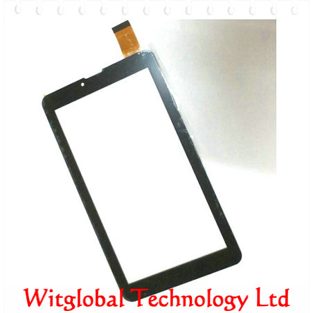 New touch screen digitizer For 7 Haier hit g700 3g Tablet Touch panel Glass Sensor Replacement Free Shipping original 7 inch digma hit 3g ht7070mg tablet touch screen panel digitizer glass sensor replacement free shipping