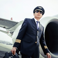 Free Shipping men air force Captain Uniform Jacket and Pant Stage Performance Film&TV costume High Quality Captain Uniform