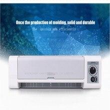 1 шт. офисные горячей и холодной Ламинаторы машина для A3 A4 документ фото блистерной упаковки Пластик Плёнки roll Ламинаторы