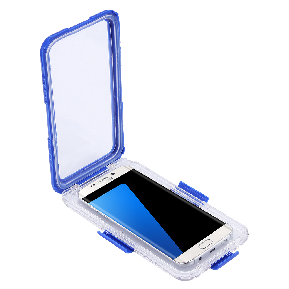 Waterproof Samsung Galaxy S8 S8 Plus Cases S3 S4 S5 Dive Phone Cover For  Samsung S6 S7 Edge Note 4 5 Shell Bag