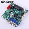Placa Controladora Motorista MT6820 GOLD-A7 LVDS LCD Universal de Programação Livre 5 V para 8-42 ''Laptop LCD 1920*1200