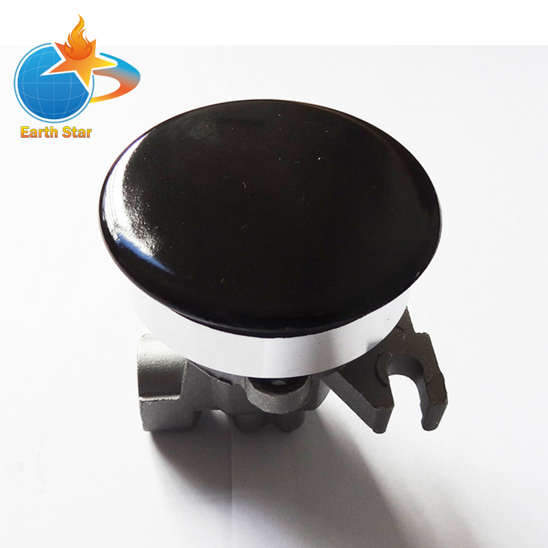 EARTH STAR gas range cooktop sabaf type burner small model diameter 55mm WITH support and base cooktop parts 2x2cm gas burner parts copper small fire cover