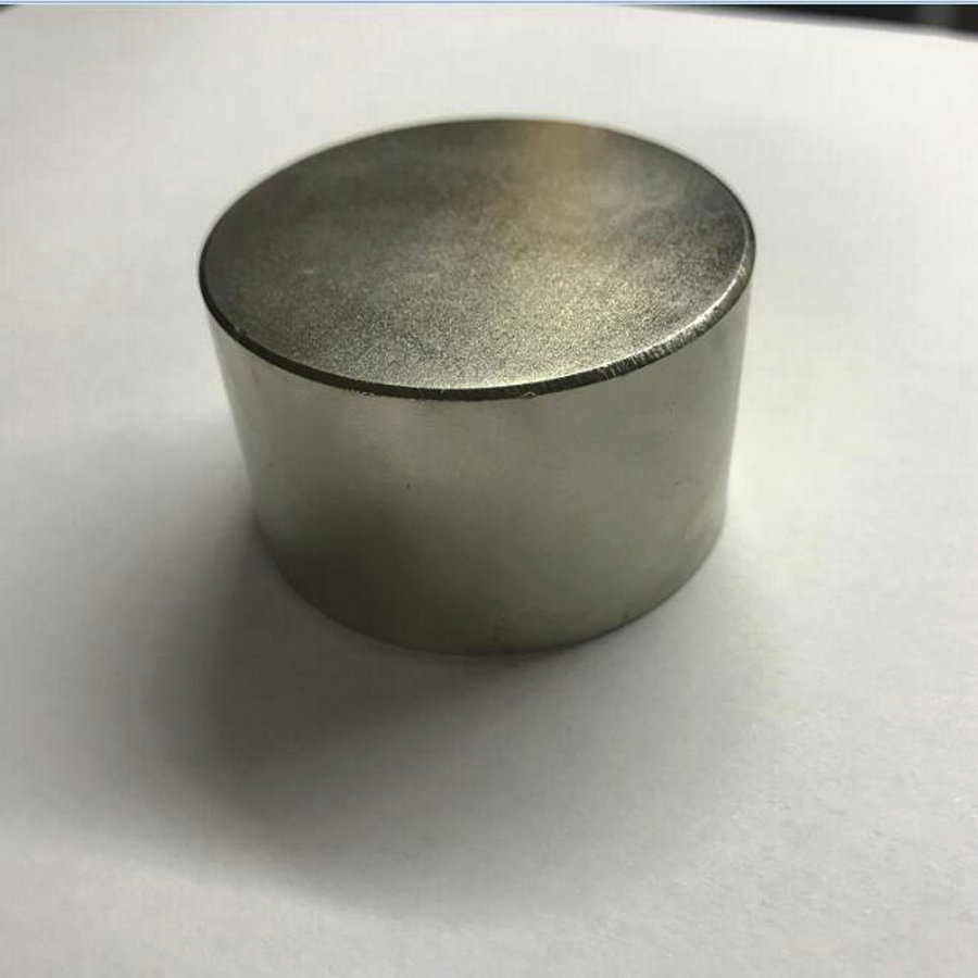 N38 1pc Dia 50x30 hot round magnet Strong Rare Earth Neodymium Magnet 50mm x 30mm wholesale 50mm*30mm 50*30