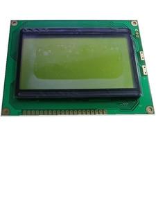 1pcs 12864 128x64 fg12864e dimension 93x70 no backlight real ks0108 ks0107 controller parallel port industrail device original