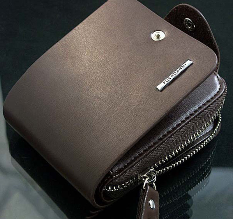 Luxury Brand Wallet Male Mens Leather Card Holder Business Billfold Zipper Purse Wallets Men Coin Clutch Carteira Masculina #Zer double zipper men clutch bags high quality pu leather wallet man new brand wallets male long wallets purses carteira masculina