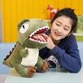 Fancytrader Мягкие Теплые Руки Динозавров Плюшевые Игрушки Имитация Аниме Динозавров Кукла для Детей Подарки Реальные Фотографии