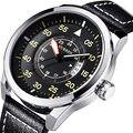 Relogio Masculino CURREN Men Luxury Brand Army Military Watches Men's Dress Quartz Hour Clock Watch Leather Sports Wrist Watch