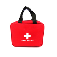 Promotion Empty First Aid Bags Outdoor Wilderness Survival Car Travel First Aid Kit Camping Hiking Medical