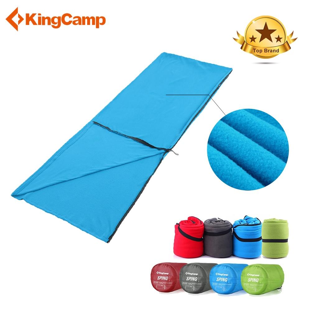 KingCamp אביב שק שינה Lazy 71cm * 29cm חם חמה - קמפינג וטיולים