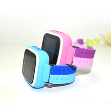 safety guard lbs/gps location kids gps watch Q523 lcd watch