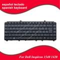 Новый SP Испанский клавиатура Для Dell Inspiron 1400 1420 1500 1520 1521 1525 1540 1545 XPS M1330 M1530 ЧЕРНЫЙ