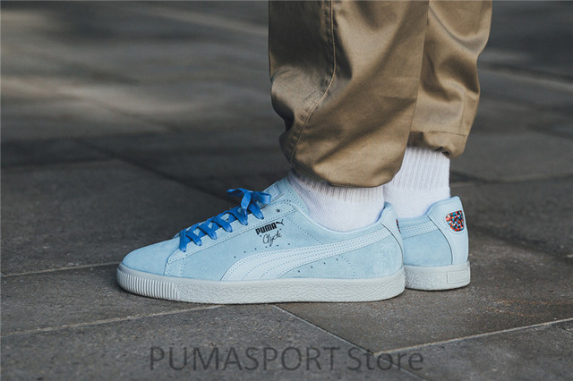 New Men's Arrival Venice Clyde Puma Sneaker And Women's Breathable SwaqrSU4