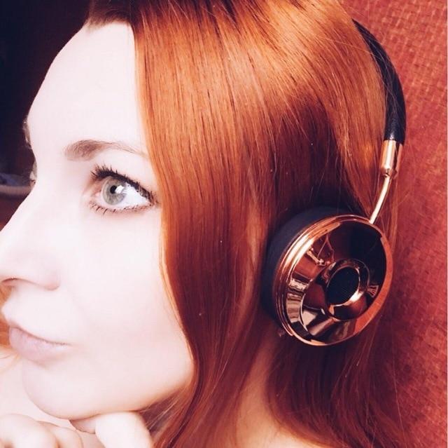 Blanou nuevos auriculares estéreo con cable plegables con micrófono - Audio y video portátil