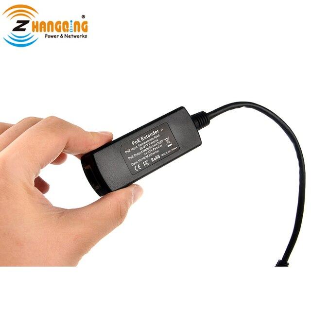 السلبي PoE الموسع ، يمتد PoE الطاقة والبيانات ل 100 mtr ، ل السلبي PoE الأجهزة