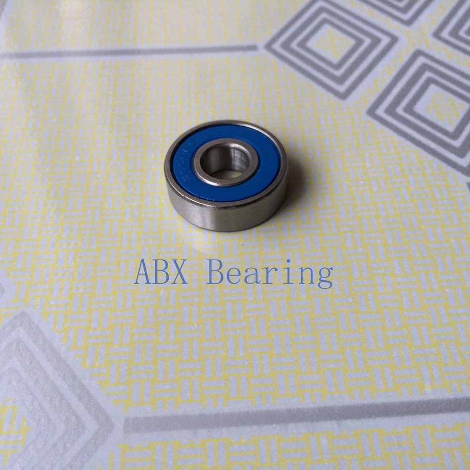 S608-2RS SB608RS S608 608 stainless steel deep groove ball bearing 8x22x7mm miniature bearing ABEC3 rouge d armani sheers помада бальзам для губ 502