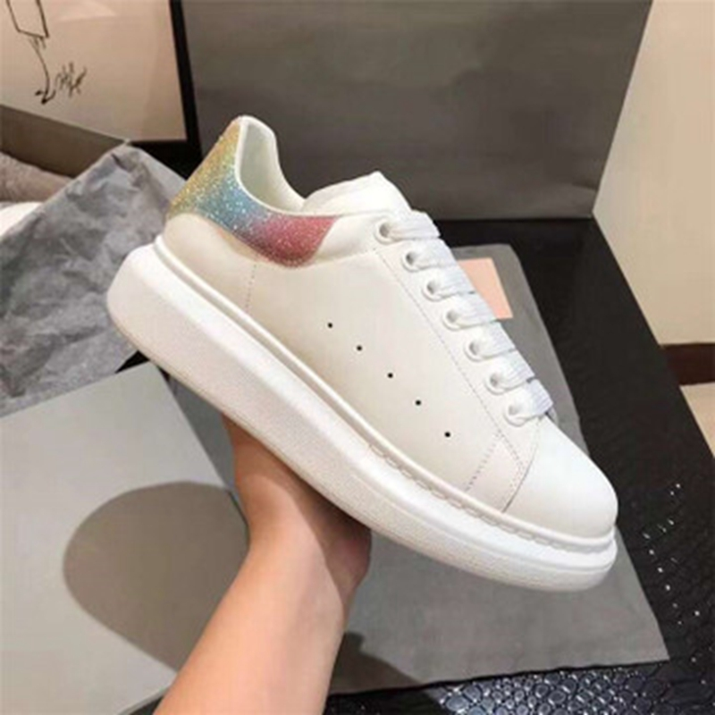 2019 spring Korean version of the new leather white shoes female muffin thick bottom with Harajuku womens shoes tide.2019 spring Korean version of the new leather white shoes female muffin thick bottom with Harajuku womens shoes tide.