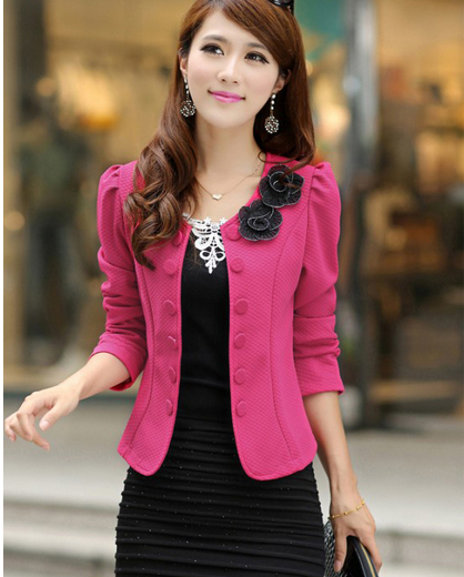 Compare Prices on Designer Blazer Jackets- Online Shopping/Buy Low ...