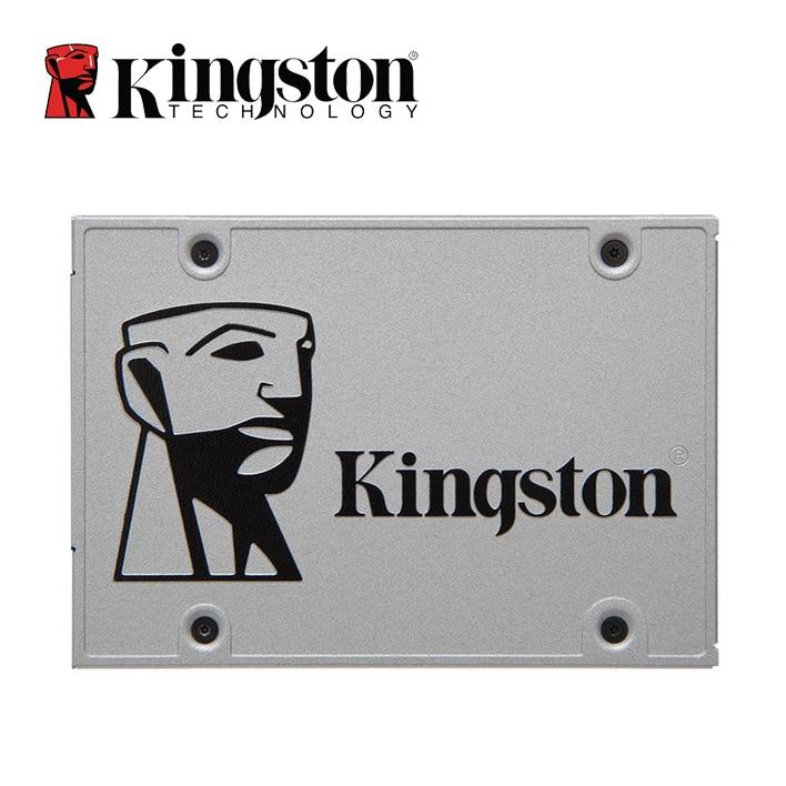 Kingston UV400 SSD 120GB 240GB 480GB 2.5 inch SATA III HDD Hard Disk HD SSD Notebook PC 120 240 480 G Internal Solid State Drive sandisk ssd plus 120gb 240gb internal ssd 2 5 sata iii solid state drives