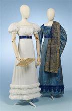 Gemeentemuseum den Haag Victorian dress satin dress