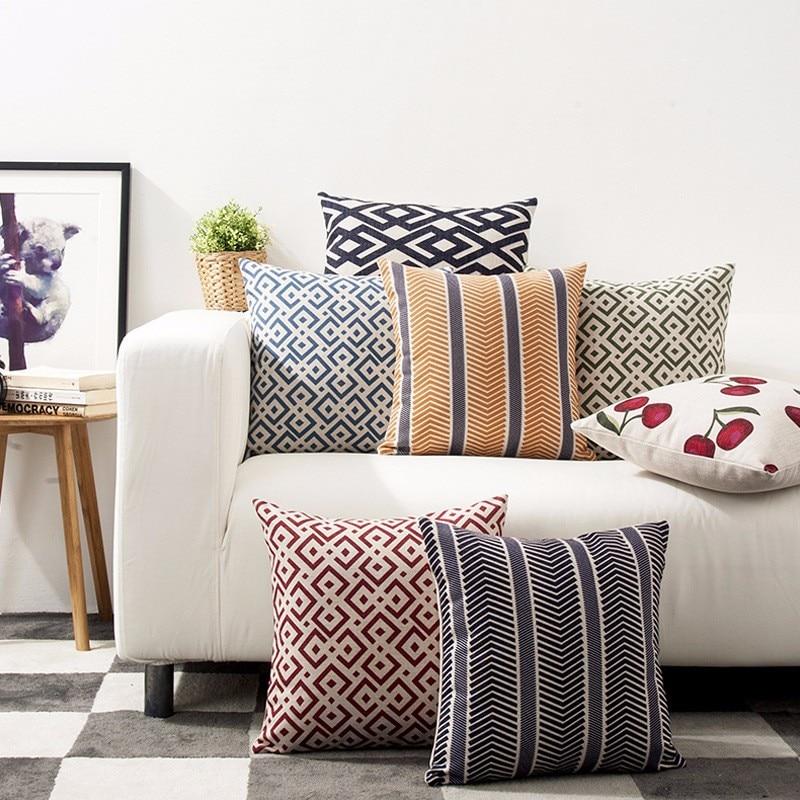Cojines Para Sofas Modernos. Fabulous Nico Fundas Sofa Modernos ...