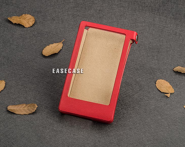 A6 Custom Made Genuine Real Leather Case For IBASSO DX200 DX150