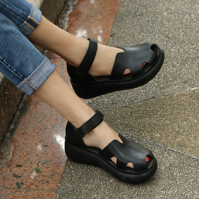 e4909c3d985a9b Buy thick sole sandals and get free shipping on AliExpress.com