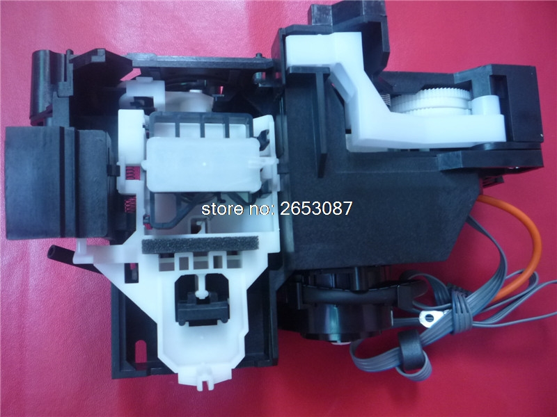 New and original pump assembly capping station for EPOSN T1100 T1110 B1100 ME1100 INK SYSTEM ASSY Pump Assembly Capping Unit service station for hp officejet 7000 6000 6500 7500a hp7000 hp6000 clean ink pump unit