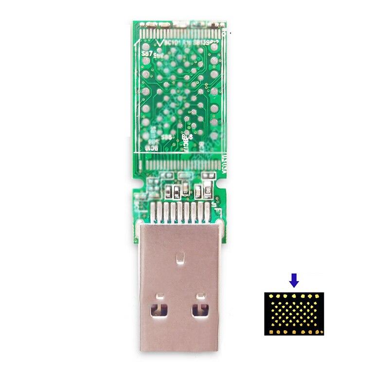 Wozniak FAI DA TE U Disk PCB USB 2.0 LGA70 Hynix NAND Flash Per iPhone 6S 7 Grande Velocità Veloce U disco