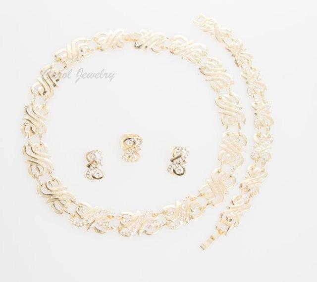 Jewelry Sets Wedding Bridal...