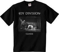 Joy Division Closer 3 Official Men's Black T Shirt US IMPORT summer o neck tee, free shipping cheap tee,2019 hot tees