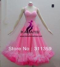 KAKA DANCE B1402,Competition Ballroom Standard Dance Dress,Waltz Dance Competition Dresses,Women,Girls Ballroom Dance Dress