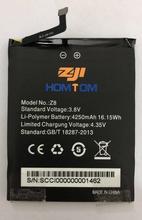 100% New Original HOMTOM zoji Z8 Battery 4250 mAh for Smart Phone