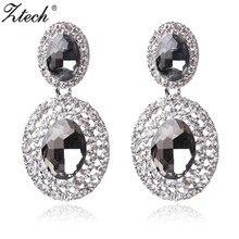Earrings Fashion Crystal Wholesale