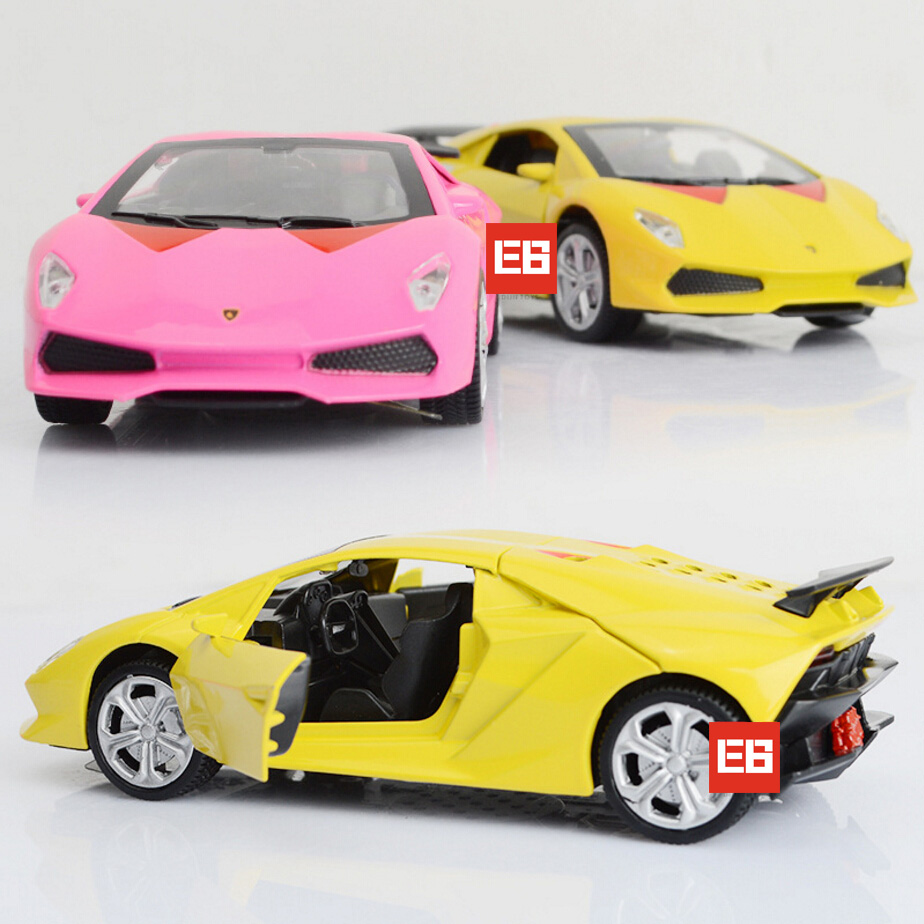 Hot 1:32 Scale Wheel Germany Bull Logo Diecast Super Sport Car LP700 4  Murcielago Toys Metal Model With Light U0026 Sound Collection In Diecasts U0026 Toy  Vehicles ...
