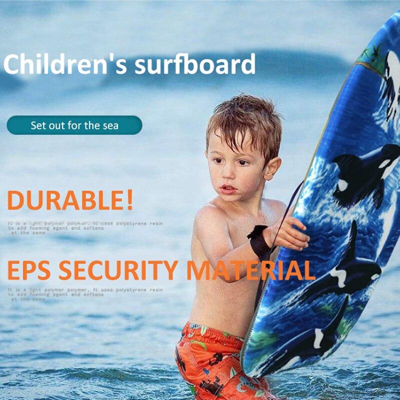 Planche de surf flottante pour enfants planche de surf planche de surf freestyle planche de flottabilité planche de mousse planche de pataugeoire