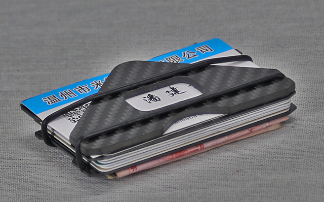 Multiple function real carbon fiber id credit card holder business multiple function real carbon fiber id credit card holder business cards wallet with rfid anti colourmoves