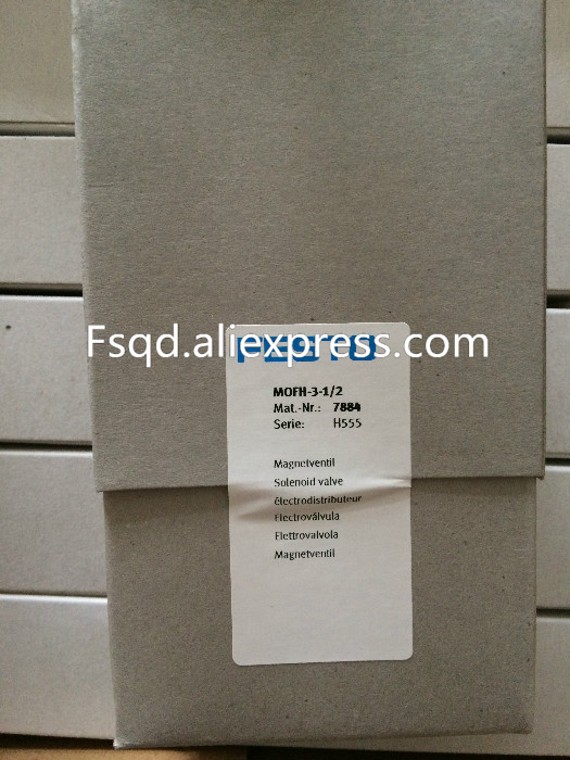 цена на MOFH-3-1/2 MOFH-3-1/8 7884 FESTO original solenoid valve