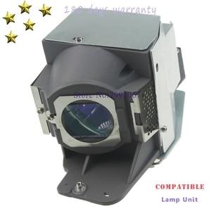 Image 2 - 5J. قطعة غيار من مصابيح العرض العارية مع السكن لسيارات BenQ MH630 MH680 TH680 TH681 TH681 + TH681H مع ضمان 180 يوم