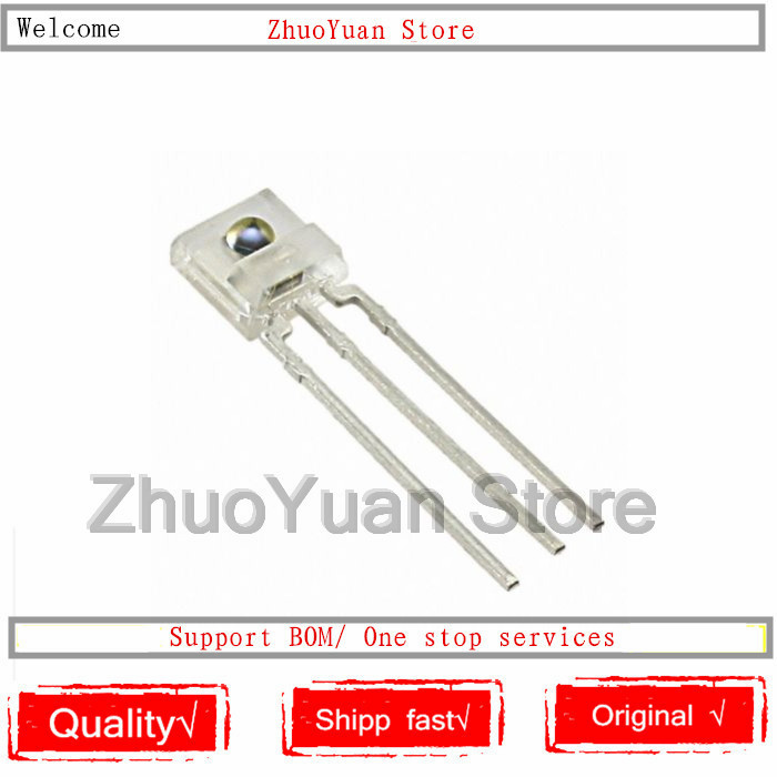 1PCS/lot 100% New Original TSL235R-LF TSL235 DIP3 Light Switch Frequency Output Sensor