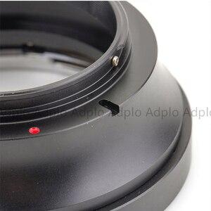 Image 5 - Bộ chuyển đổi ống kính làm việc cho pextax 645 Canon EOS 5D Mark III 5D Mark II 1Ds Mark [IV/III/II/I