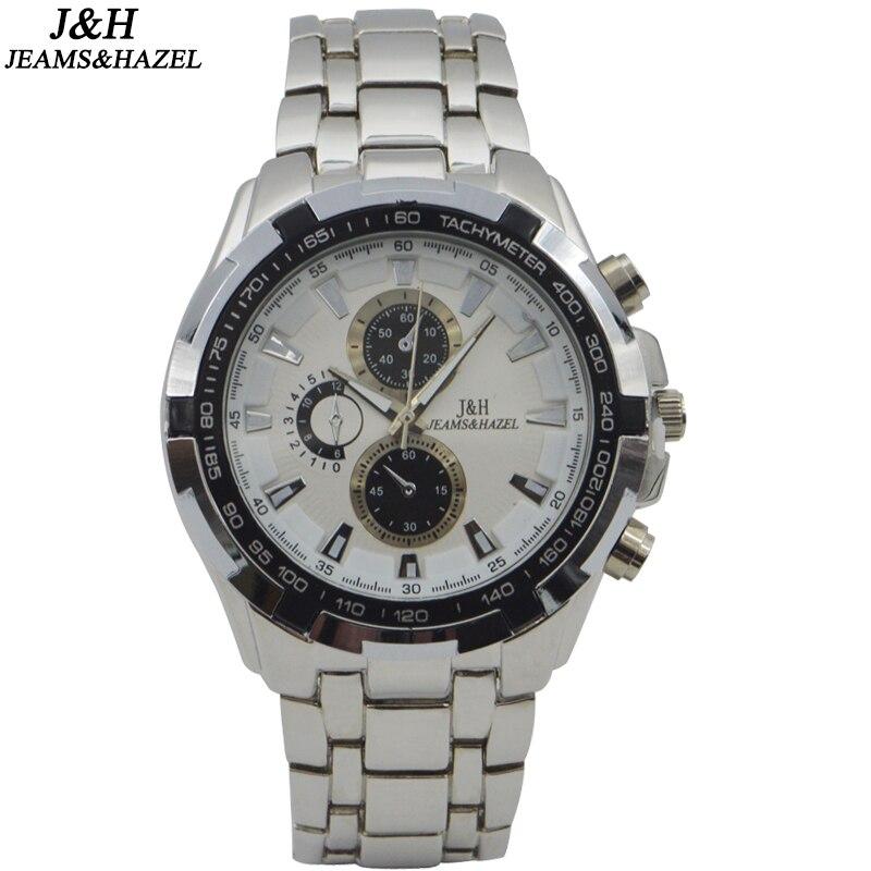 """""""JEAMS & HAZEL"""" prabangūs mados kokybės sportiniai vyrai - Vyriški laikrodžiai - Nuotrauka 3"""