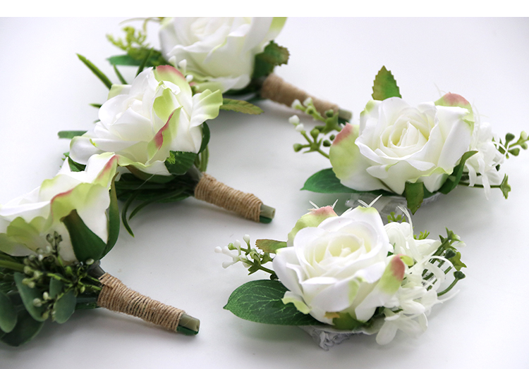 wedding corsages boutonnieres  (18)