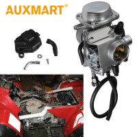 Auxmart Motorcycle Carburetor for KAWASAKI KLF300 KLF 300 1986 1995 1996 2005 BAYOU Carby Carb ATV