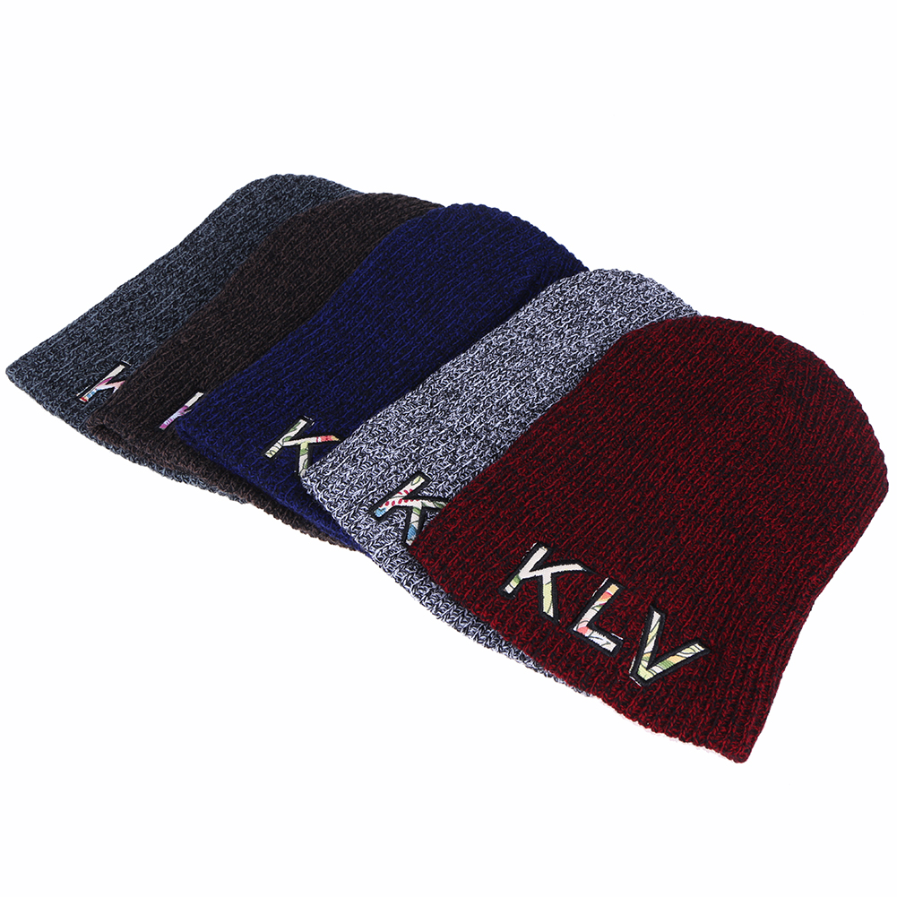 Fashion Unisex Wool Caps Knitted Warm Skullies Beanie Autumn Winter Hat Outdoor Ski Cap For Men Women Letter Printed Beanies New unisex illest letter hat gorros bonnets winter cap skulies beanie female hiphop knitted hat toucas outdoor wool men pom ball