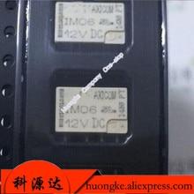10 Stks/partij Axicom IM01/IM01GR 3VDC/IM02/IM02GR 4.5VDC/ IM03/IM03GR 5VDC /IM06/IM06GR 12VDC Signaal Relais