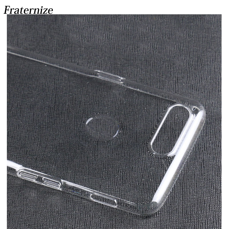 Oneplus 5t case Ultra Thin Crystal Clear Hard Plastic Full Back Cover For One plus 5 5 t 5T Slim Transparent camera Protective